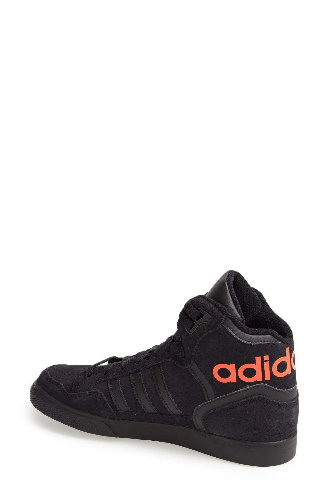Alternate Image 2  - adidas 'Extaball' Sneaker (Women)