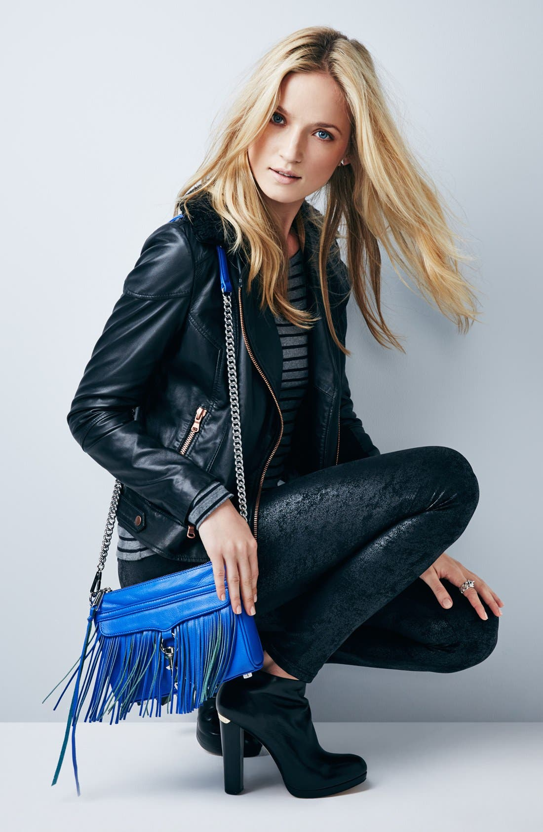 Alternate Image 5  - Rebecca Minkoff 'Fringe Mini MAC' Convertible Crossbody Bag (Nordstrom Exclusive)