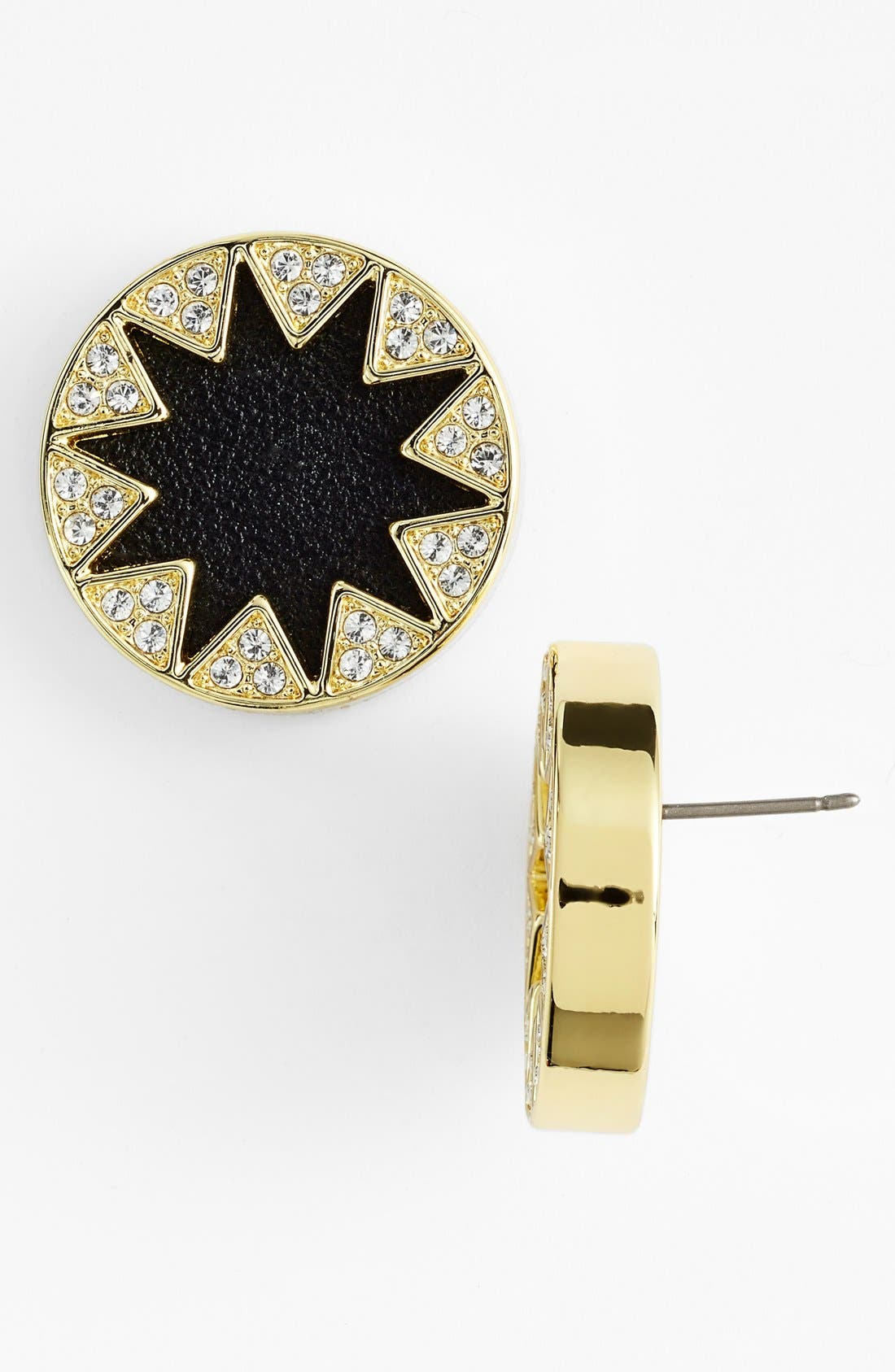 Main Image - House of Harlow 1960 Sunburst Stud Earrings