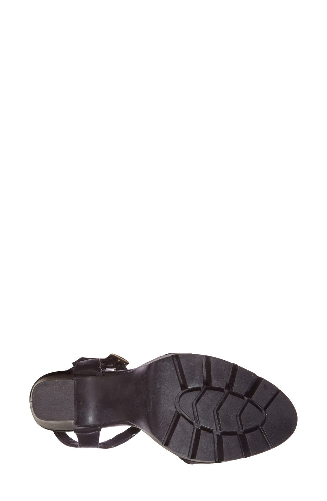 Alternate Image 4  - Steve Madden 'Traiin' Platform Sandal (Women)