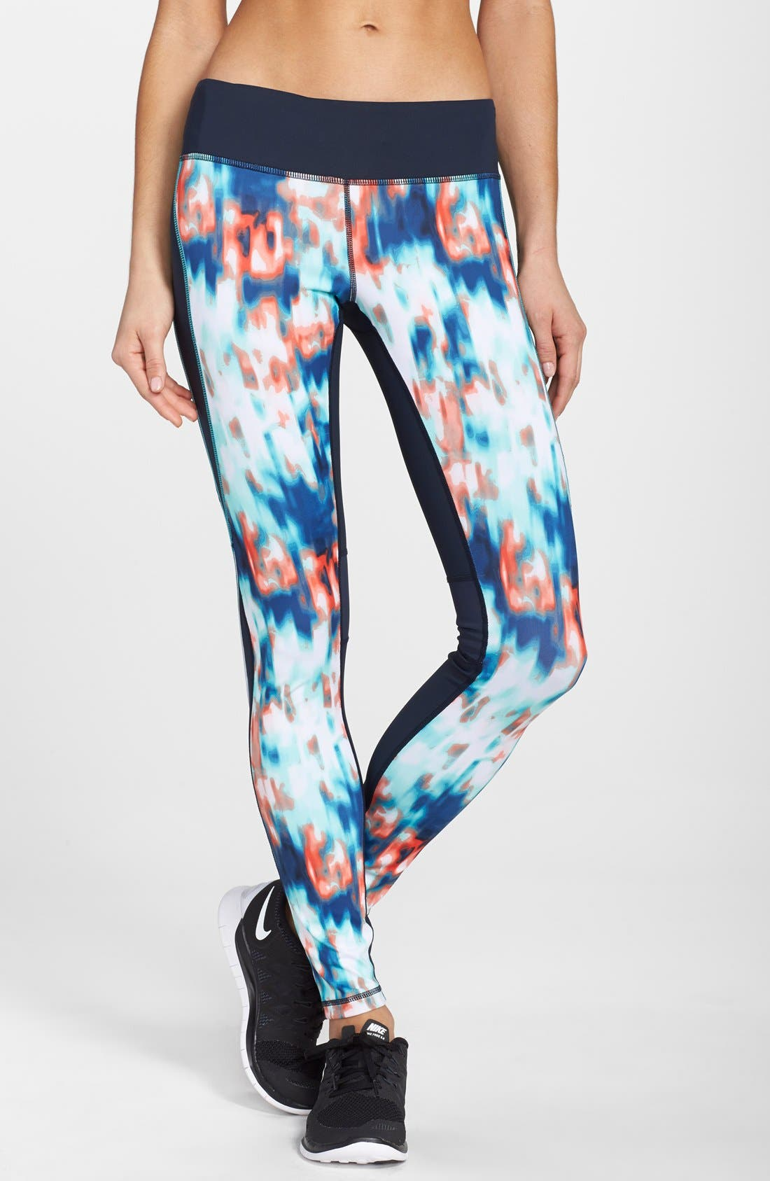 Alternate Image 1 Selected - Zella 'Adrenaline' Running Tights