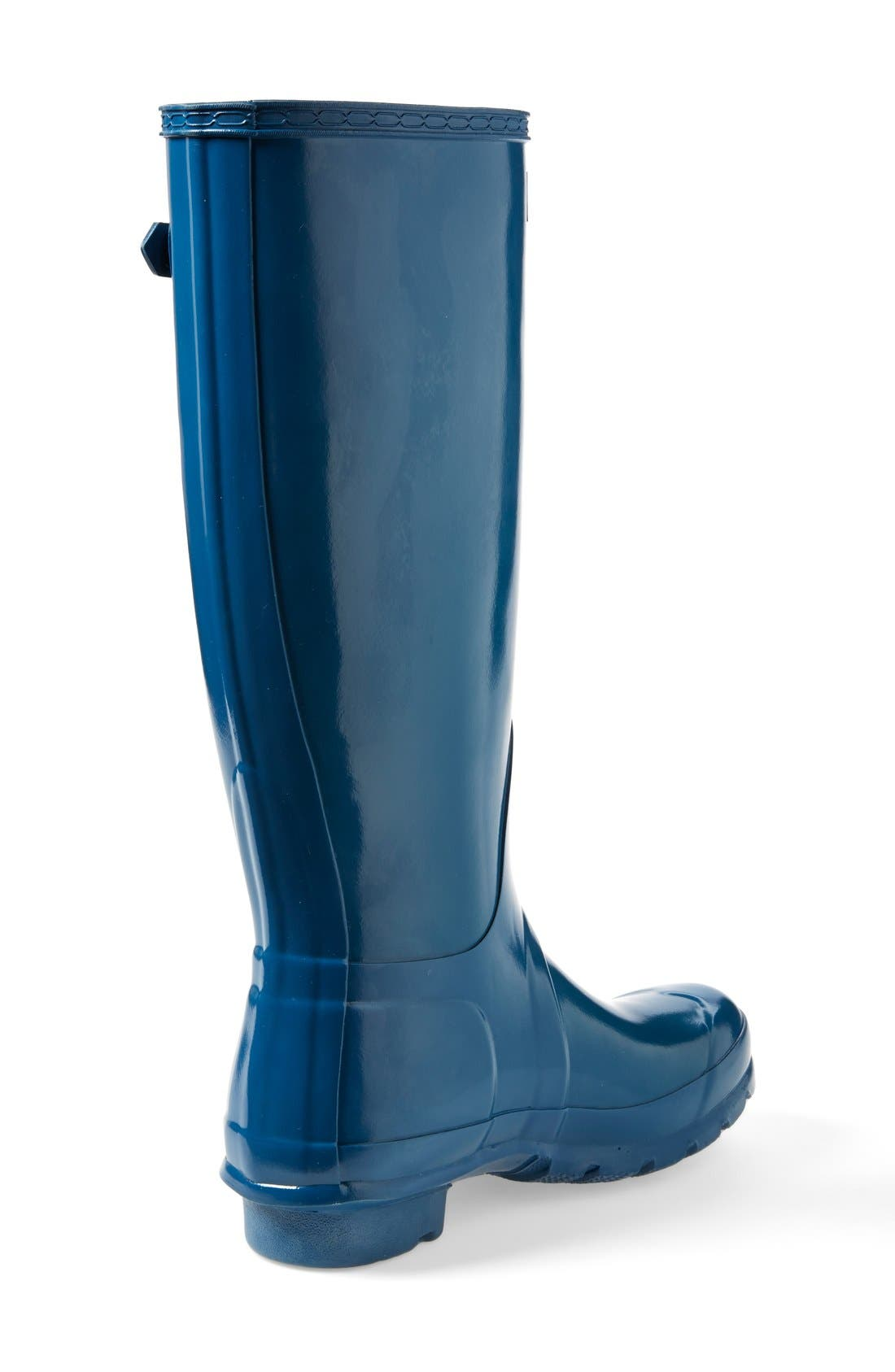 Alternate Image 2  - Hunter Original High Gloss Boot (Women)