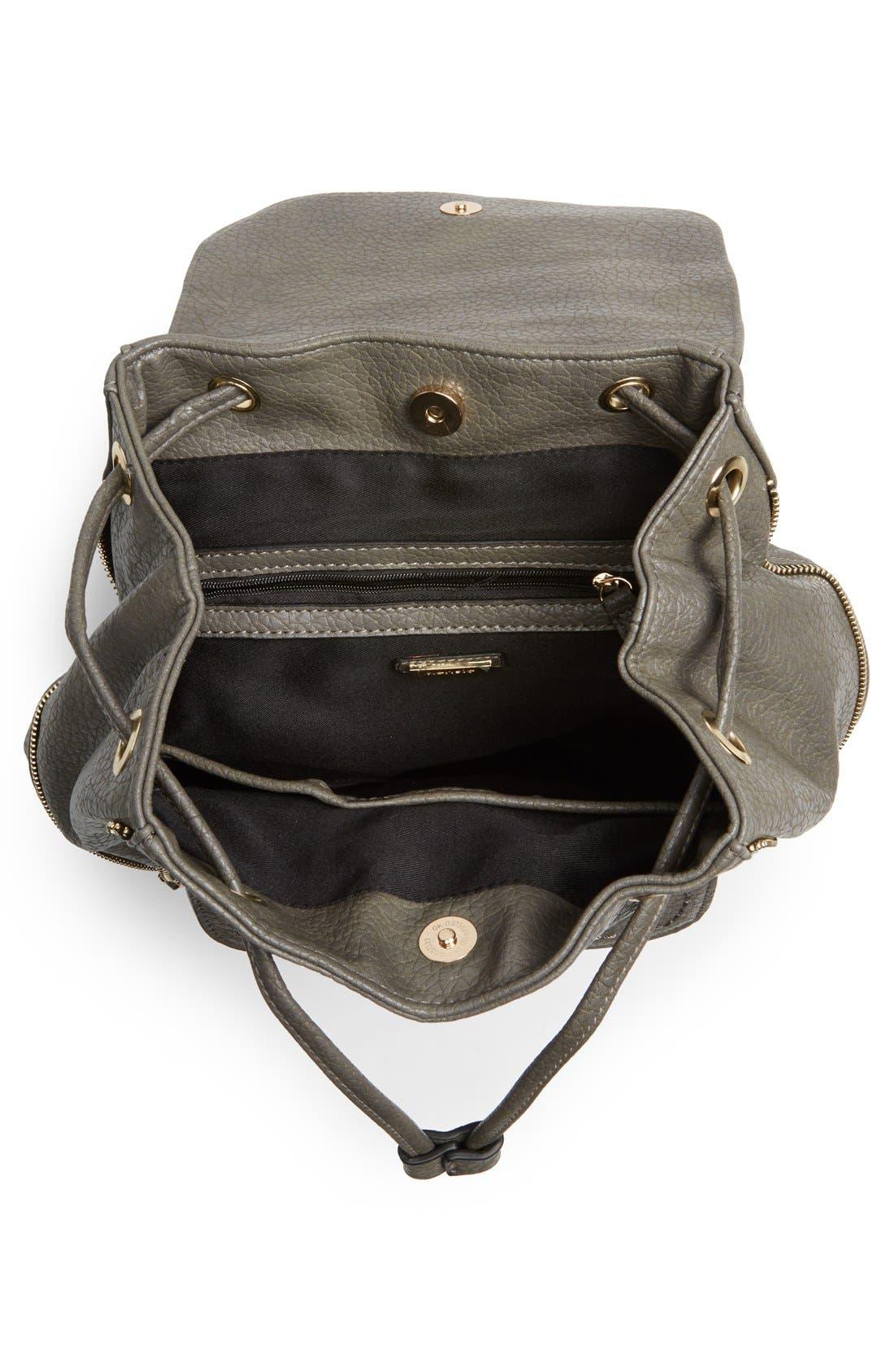 Alternate Image 3  - kensie 'Off Duty' Backpack
