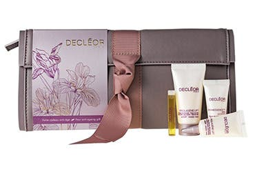 Receive a free 5-piece bonus gift with your $150 Decléor purchase