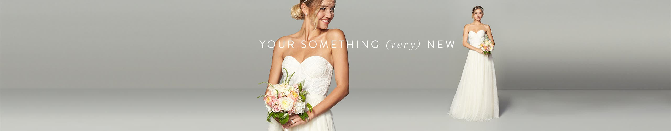 Your Something Very New: modern wedding dresses.