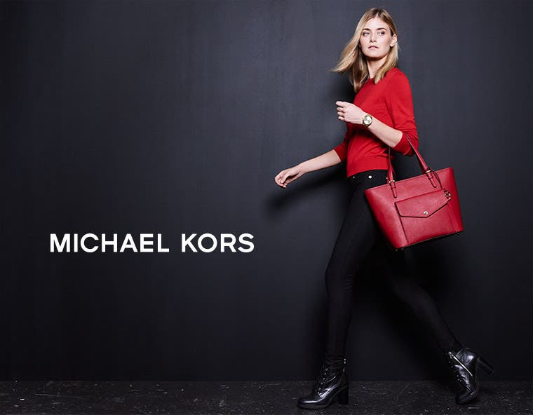 MICHAEL Michael Kors gift guide: clothing, shoes, handbags and accessories.