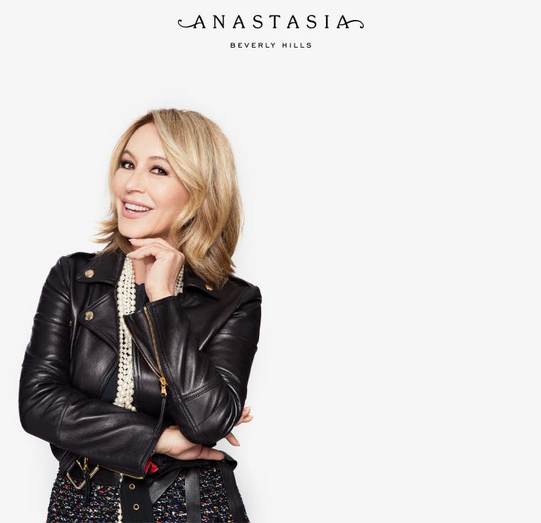 Anastasia Beverly Hills story.