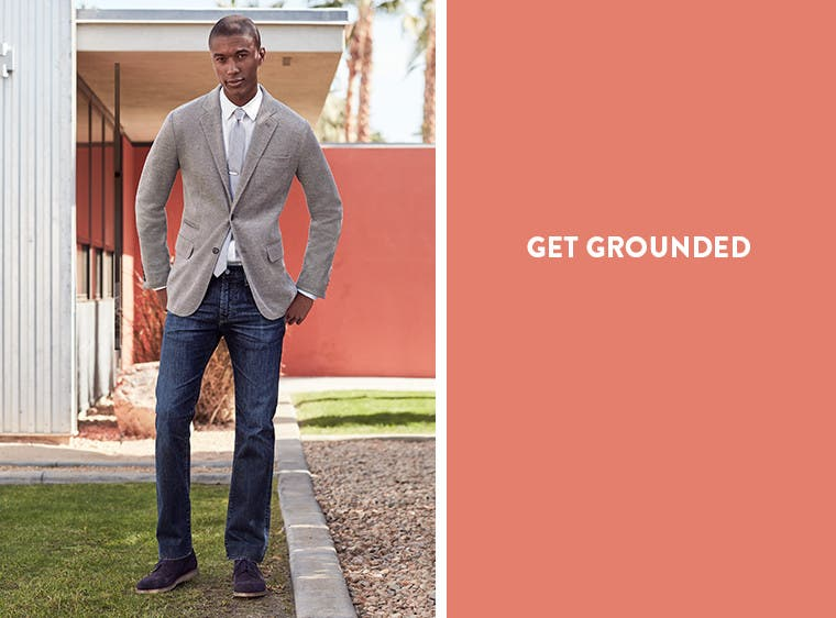 Get grounded.