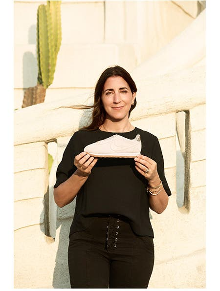 Nordstrom x Nike: Andrea Lieberman interview.