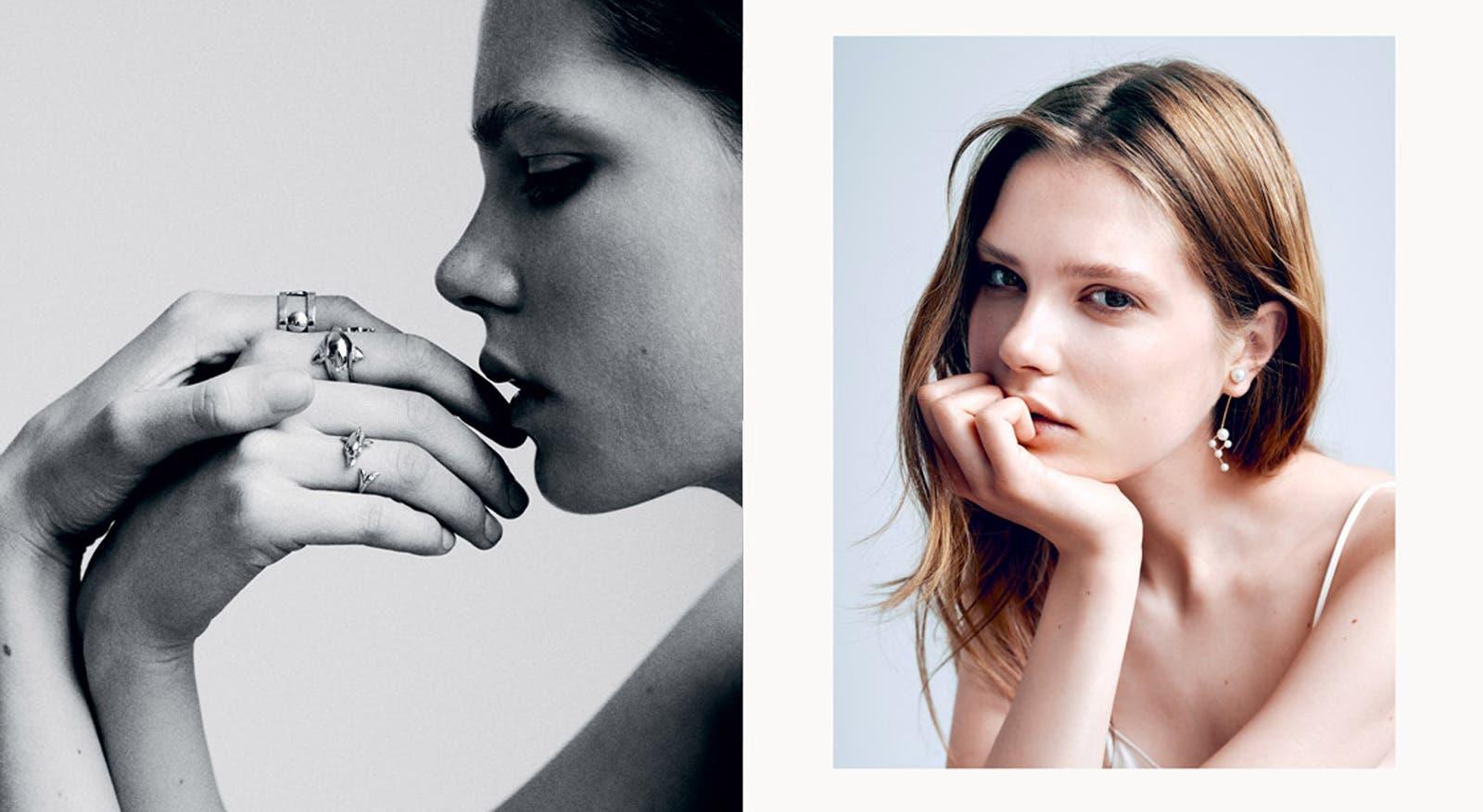 Sophie Bille Brahe jewelry.