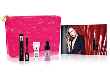 Receive a free 5-piece bonus gift with your $125 Yves Saint Laurent purchase