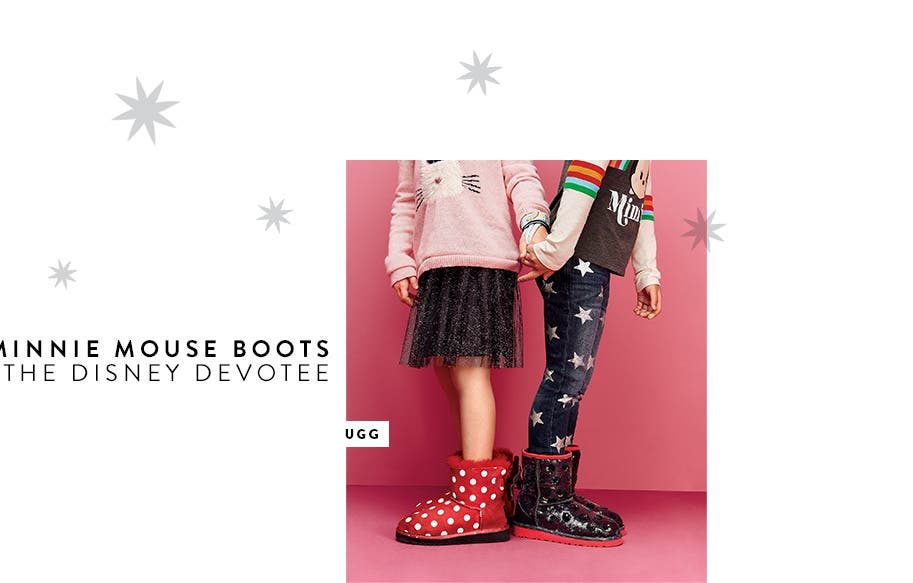 Kids' and baby shoes from UGG and more.
