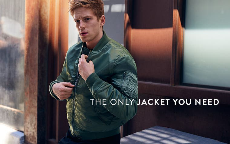 The only jacket you need.
