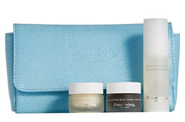 Receive a free 4-piece bonus gift with your $250 Omorovicza purchase