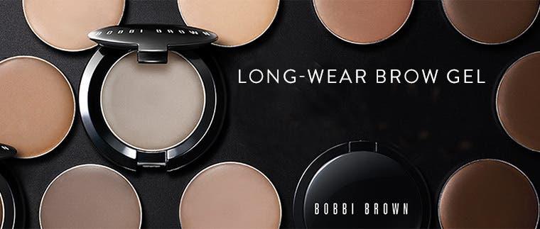 Bobbi Brown Long-Wear Brow Gel.