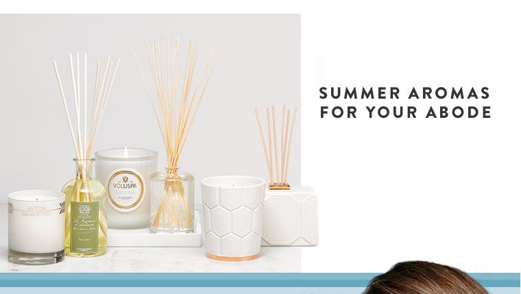 Summer aromas for your abode.
