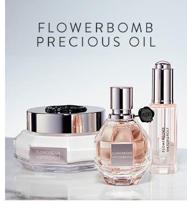 Viktor&Rolf Flowerbomb Precious Oil.