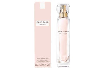 Elie Saab fragrance gift with purchase.