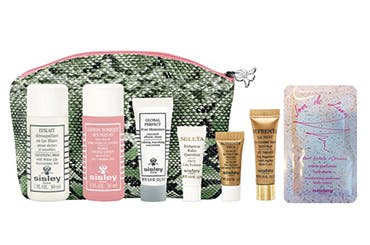 Receive a free 8-piece bonus gift with your $350 Sisley Paris purchase