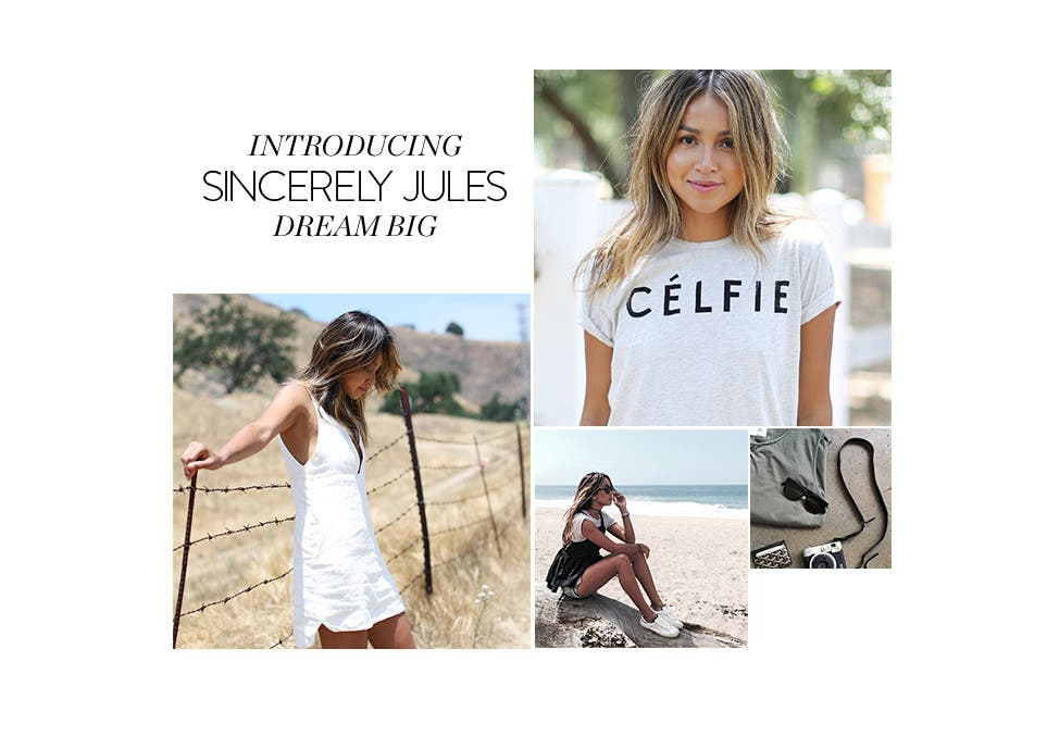 Sincerely Jules women's clothing from blogger Julie Sariñana.