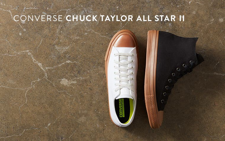 Converse Chuck Taylor All Star Two.