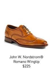John W. Nordstrom® Romano Wingtip.
