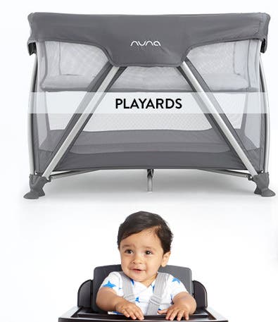 Spotlight on nuna baby gear.