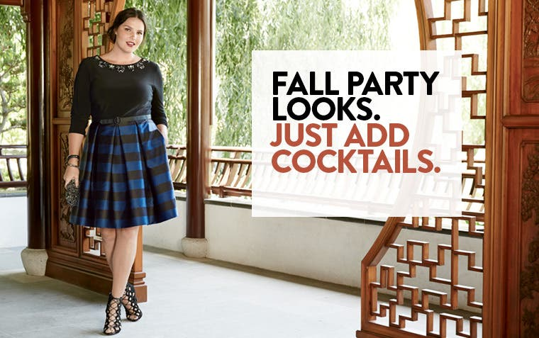 Our favorite fall looks for plus-size women.