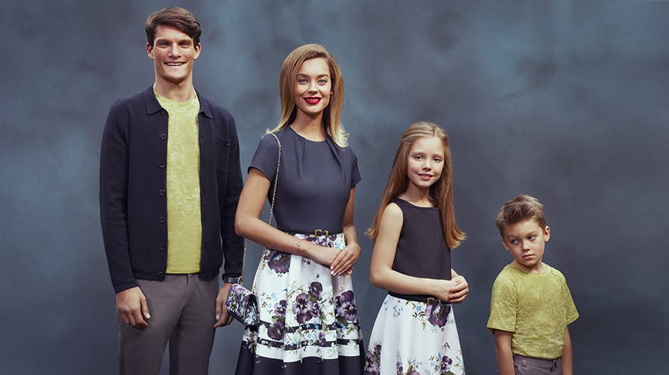 Get to know fashion's favorite family.