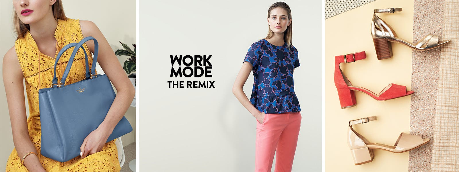 Work mode: the remix.