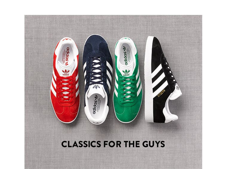 Classics for guys.