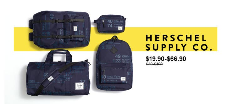Anniversary Sale: Save on backpacks and more from Herschel Supply Co.