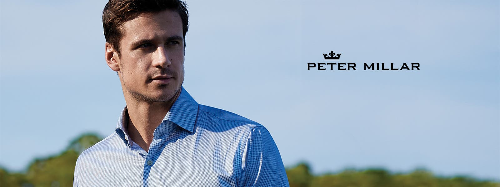 Peter Millar: Casual and luxury sportswear and tailored clothing