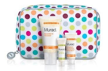 Receive a free 4piece bonus gift with your $125 Murad purchase