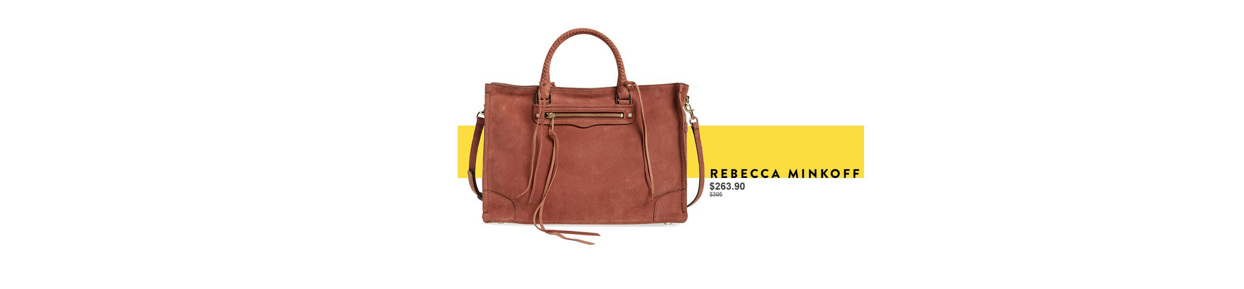 Rebecca Minkoff handbags at Anniversary sale.