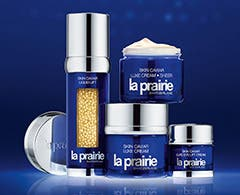 La Prairie Skin Caviar Collection.