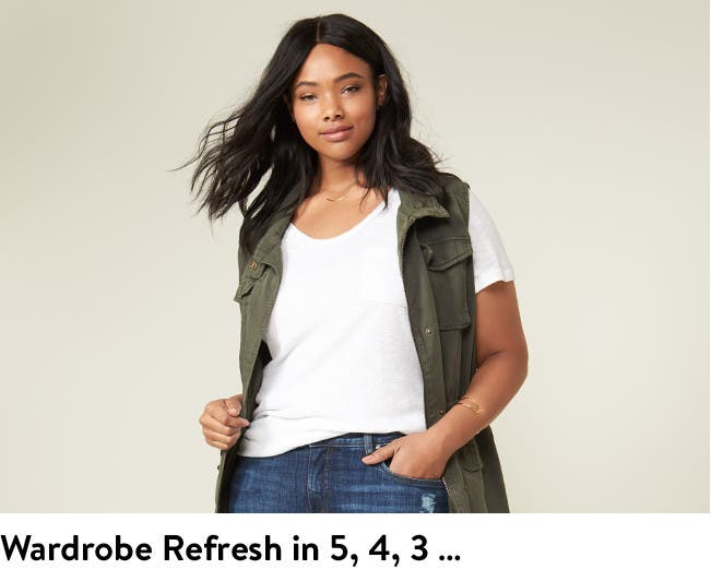 Trendy Plus-Size Clothing   Nordstrom