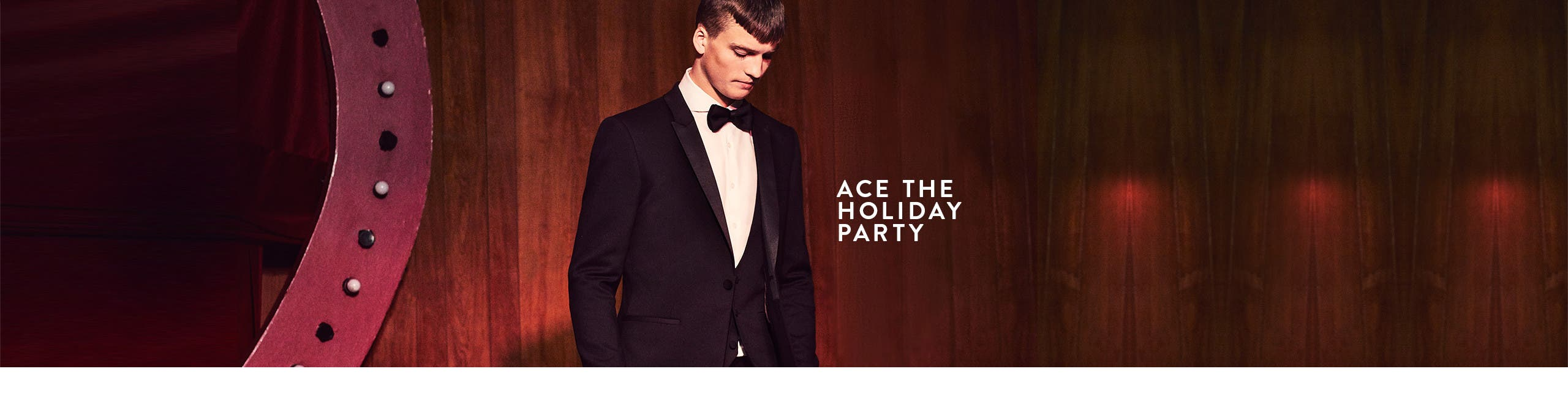 Ace the holiday party.