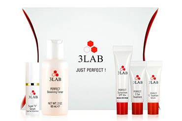 Receive a free 5-piece bonus gift with your $275 3LAB purchase