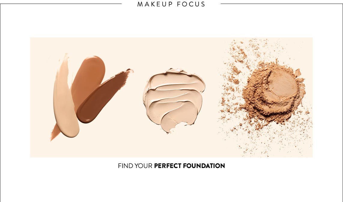 Looking for a new foundation?