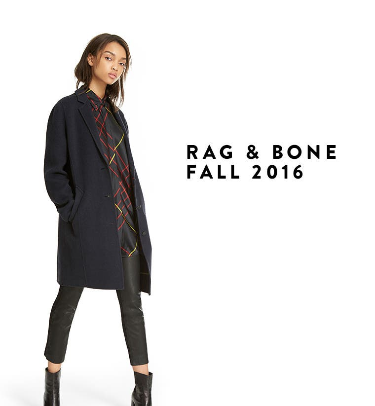 rag and bone, fall 2016.
