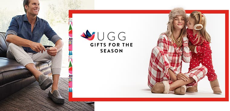 Gifts for the season for women, men and kids.