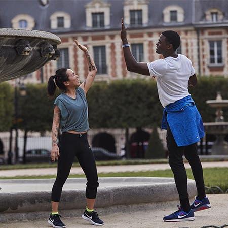 Nordstrom x Nike: Olivia Kim interview.