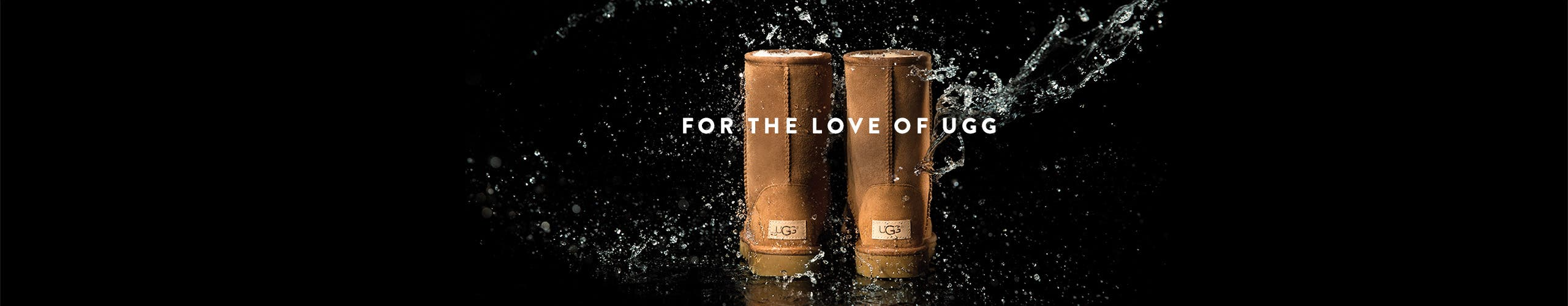 For the love of UGG.