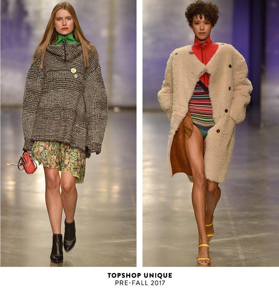 Topshop Unique women's clothing.