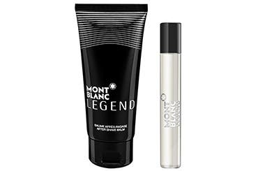MONTBLANC gift with purchase.