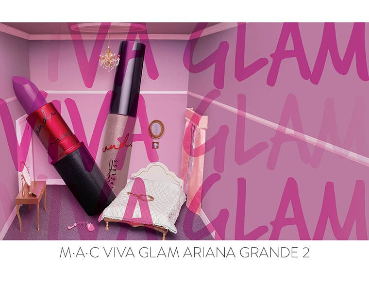 M∙A∙C Viva Glam Ariana Grande 2