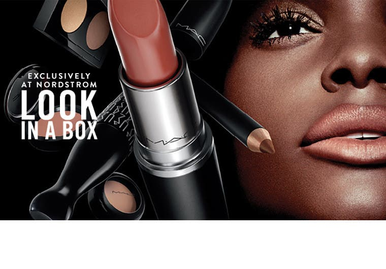 MAC Look In A Box.