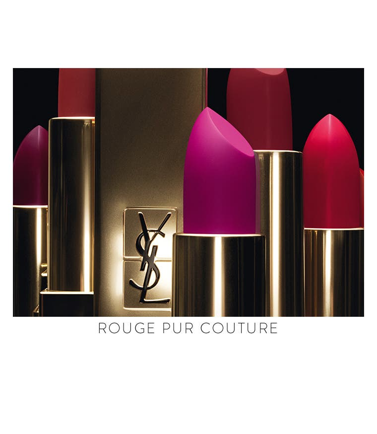 Rouge Pur Couture.