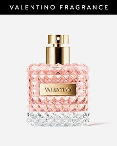 Valentino women's fragrance.